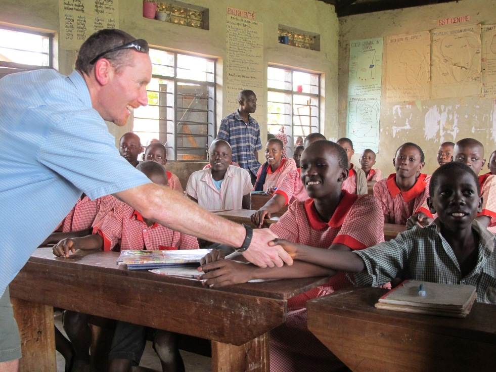 Teaching In Africa - Lawteched